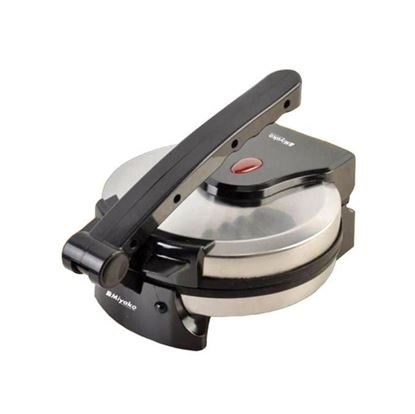 Picture of Miyako RM-54 Chapati Roti Maker - Silver and Black