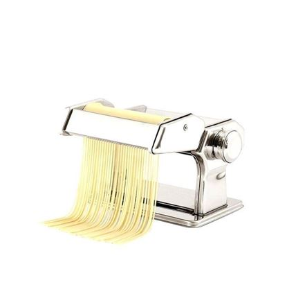 Picture of Home's Harmony Hand Pressing Noodles and Pasta Maker - Silver