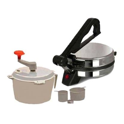 Picture of Modern Touch BD Combo of Roti Maker and Atta Maker – Multi-Color