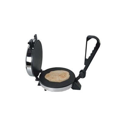 Picture of Jaipan Electric Roti Maker - Silver and Black