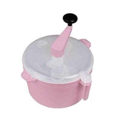 Picture of Nobabi Vab Easy Atta Maker – Pink