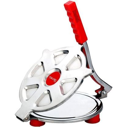 Picture of Freebuy Roti Maker - Red and Silver
