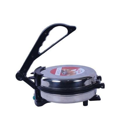 Picture of Sahara SRM180 Roti Maker - Silver and Black