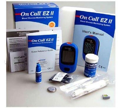 Picture of On Call E-Z 11 ব্লাড গ্লুকোজ মনিটর
