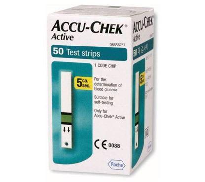 Picture of Accu-Chek একটিভ টেস্ট স্ট্রিপস - 50 পিস