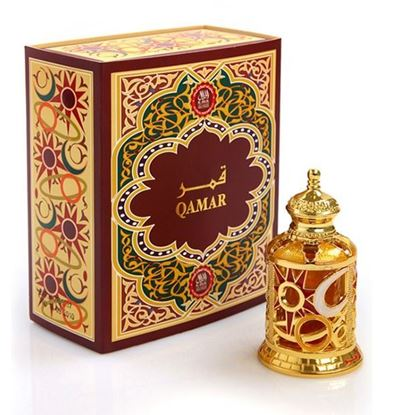 Picture of Al Haramain Qamar  Perfume Oil-15Ml