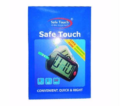 Picture of Safe Touch ব্লাড গ্লুকোজ মিটার