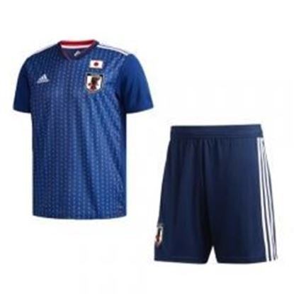 Picture of 2018 World Cup Japan Home Jersey With Pant