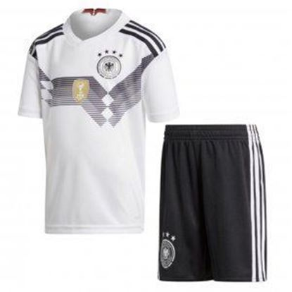 Picture of 2018 World Cup Germany Home Jersey With Pant