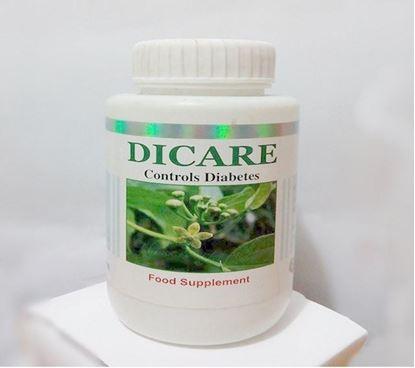 Picture of Dicare (ডায়বেটিস নিয়ন্ত্রক)-৬০ পিস