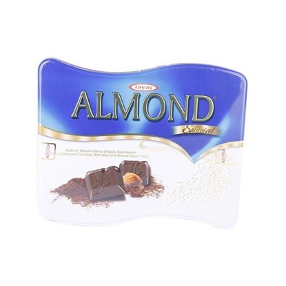Picture of Tayas Almond Special Chocolate Tin