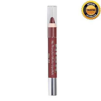 Picture of NIOR Transfer Proof Matte Lipstick Shade 20