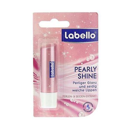 Picture of  Labello Pearly Shine Lip Balm for Women - 5.5ml