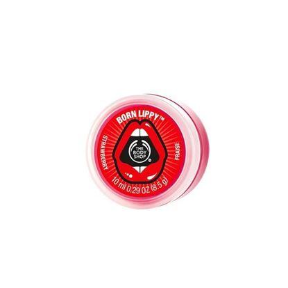 Picture of The Body Shop Born Lippy Strawberry - 5g
