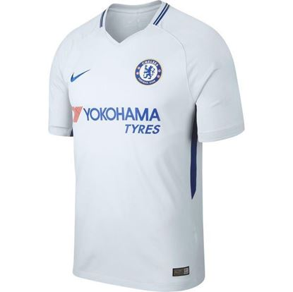 Picture of 2017/18 Chelsea Away Half Sleeve Exclusive Jersey