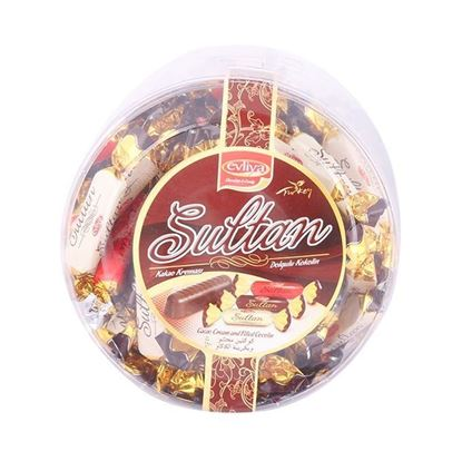 Picture of Evliya Sultan Mixed Flavoured Box Chocolate - 1kg