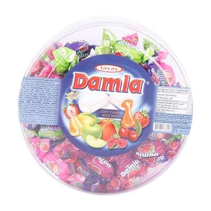 Picture of Tayas Damla Soft Candy Box Chocolate - 350gm