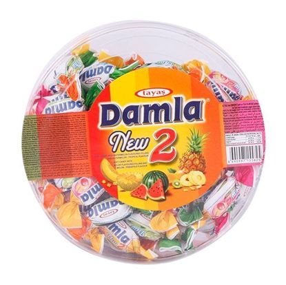 Picture of Tayas Damla New 2 Mixed Fruit Chocolate - 350gm
