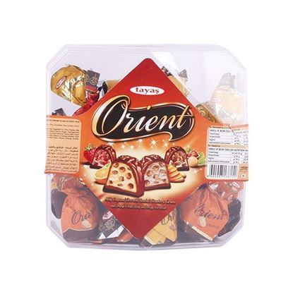 Picture of Tayas Orient Orrange Box Chocolate - 350gm