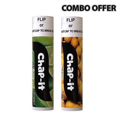 Picture of  Chap It Lip Balm Combo Pack