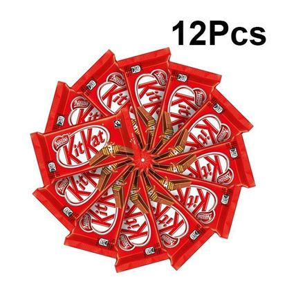 Picture of Nestle KitKat Chocolate 2 Finger-18.5 gm(12Pcs)