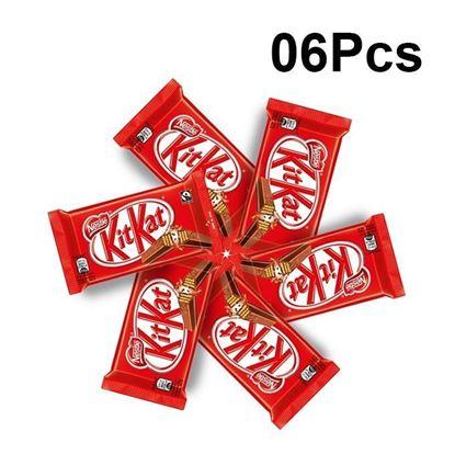 Picture of Nestle KitKat Chocolate 2 Finger-18.5 gm(6Pcs)