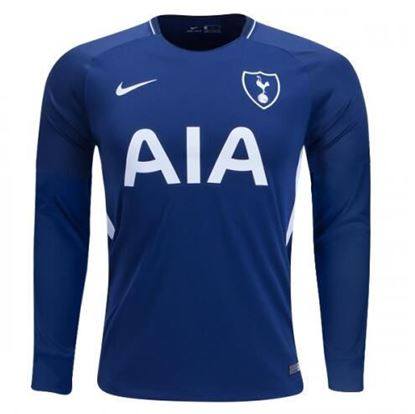 Picture of 2017/18 Totenham Hotspur Away Full Sleeve Exclusive Jersey