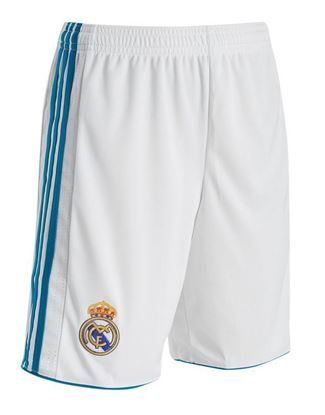 Picture of 2017/18 Real Madrid Home Short Pants