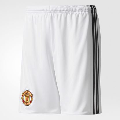 Picture of 2017-18 Manchester United Home Shorts Pants
