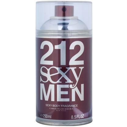 Picture of Carolina Herrera 212 Sexy Men Body Spray-250 Ml