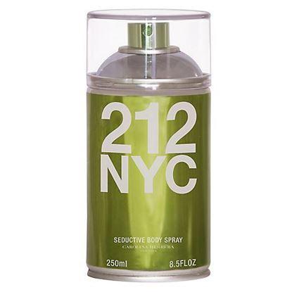 Picture of Carolina Herrera 212 NYC Body Spray For Women-250 Ml