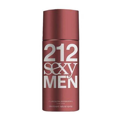 Picture of Carolina Herrera 212 Sexy Men Deodorant Spray 150ml