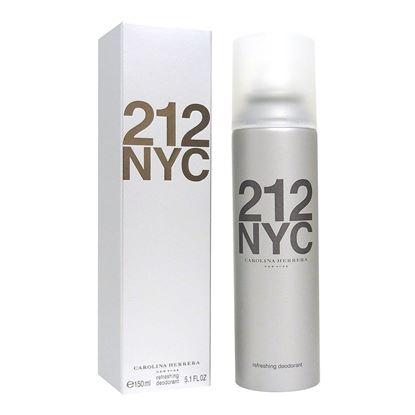 Picture of Carolina Herrera 212 Nyc Refreshing Deodorant Spray For Women-150ml