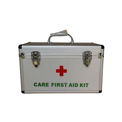Picture of Care First Aid Kit Box – Silver
