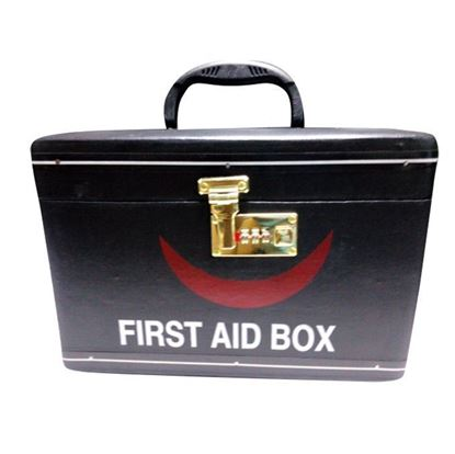 Picture of  First Aid Box-Wooden box