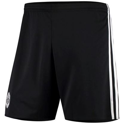 Picture of 2017-18 Manchester United Away Shorts Pants