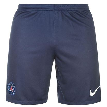 Picture of 2017-18  Paris Saint-Germain Home Shorts Pants