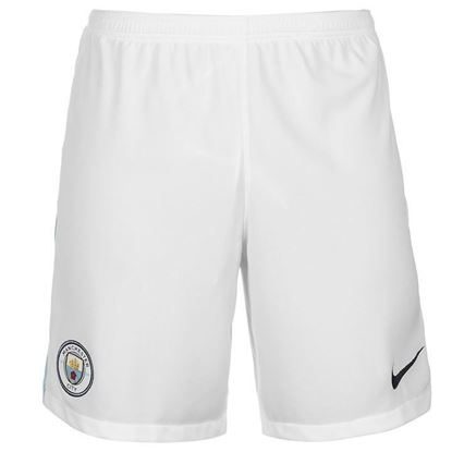 Picture of 2017-18  Manchester City Home Shorts Pants