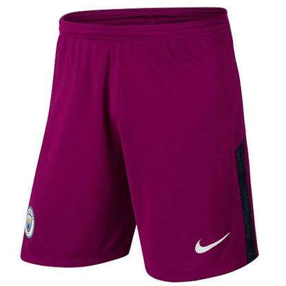 Picture of 2017-18 Manchester City Away Shorts Pants
