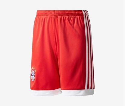 Picture of 2017-18 Bayern Munich Home Shorts Pants