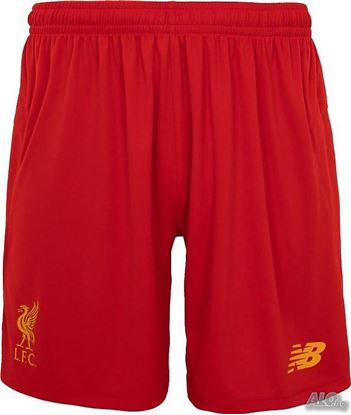 Picture of 2017-18 Liverpool Home Shorts Pants