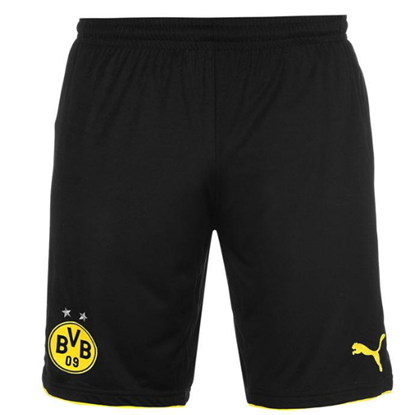 Picture of 2017-18 Borussia Dortmund Home And Away Shorts Pants
