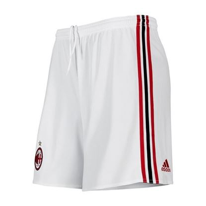 Picture of 2017-18 AC Milan Home And Away Shorts Pants
