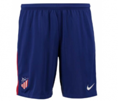Picture of 2017-18 Atletico Madrid Home Shorts Pants