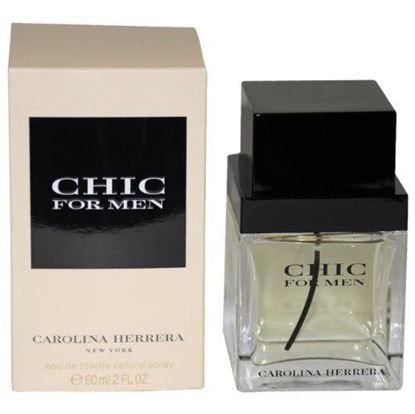 Picture of Carolina Herrera Chic for Men - 60ml