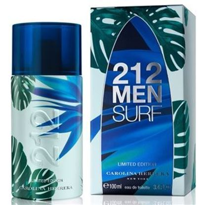Picture of Carolina Herrera 212 Surf Man Limited Editon EDT Perfume - 100ml