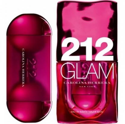 Picture of Carolina Herrera 212 Glam For Women-60ML