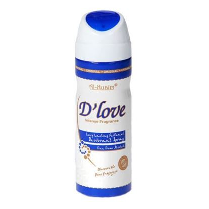 Picture of Al Nuaim D'Love Deodorant Spray-100ml
