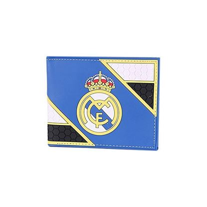 Picture of Real Madrid Rubber Emblem Wallet