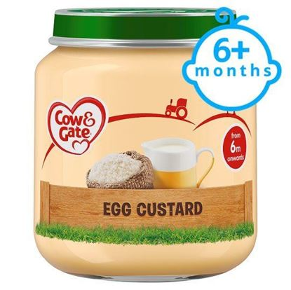 Picture of Cow & Gate Egg Custard (6 Months+) 125 gm